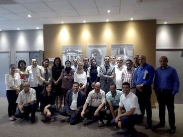 Monitoring programme for marine biodiversity in Morocco