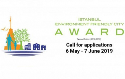 Instanbul Environment Friendly City Award